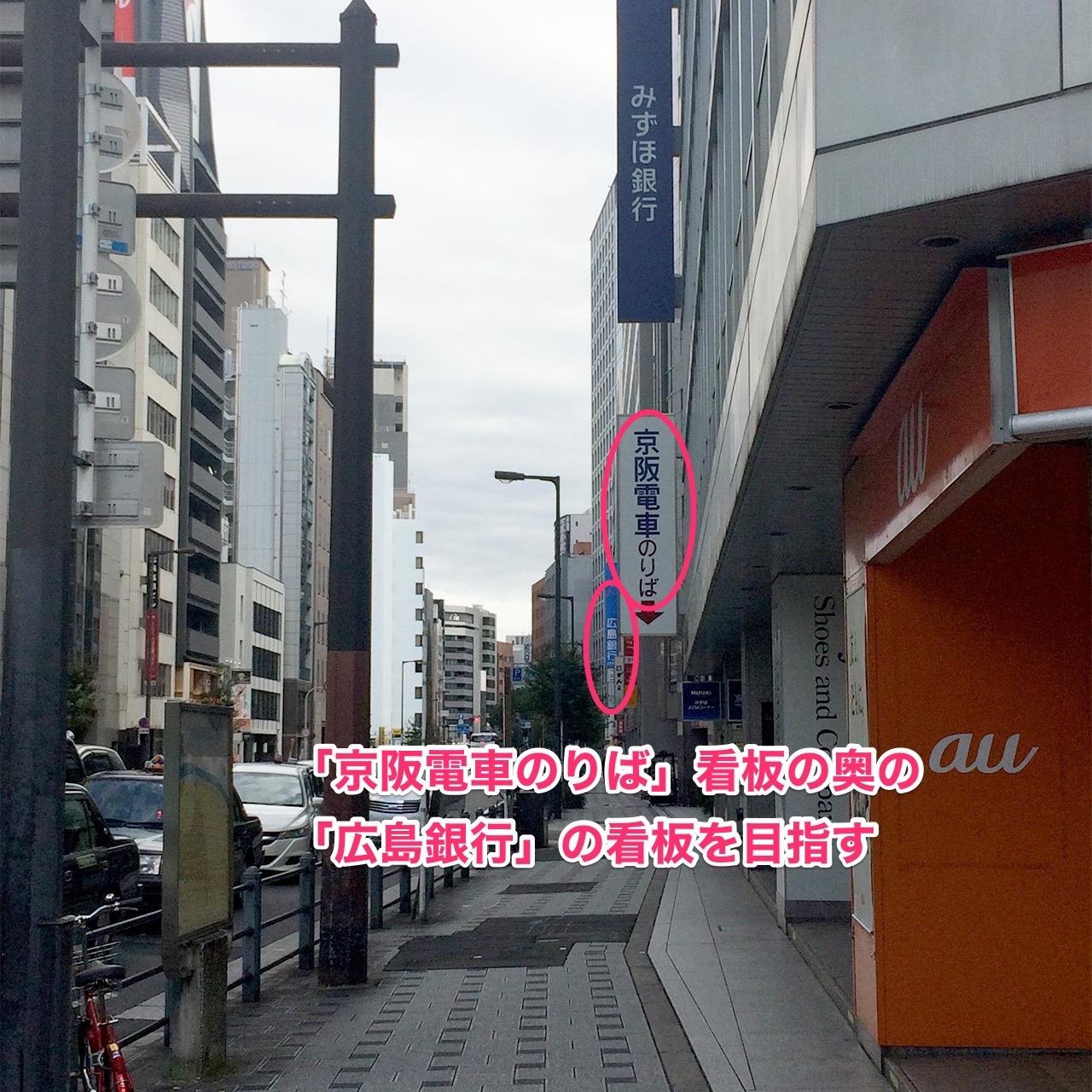 広島銀行を目指す